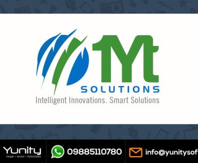IT Consulting Logo Design in Hyderabad
