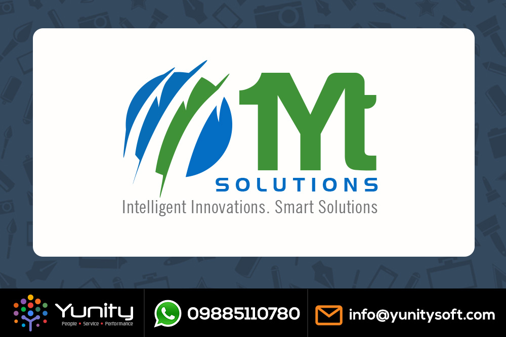 IT Consulting Logo Design in Hyderabad