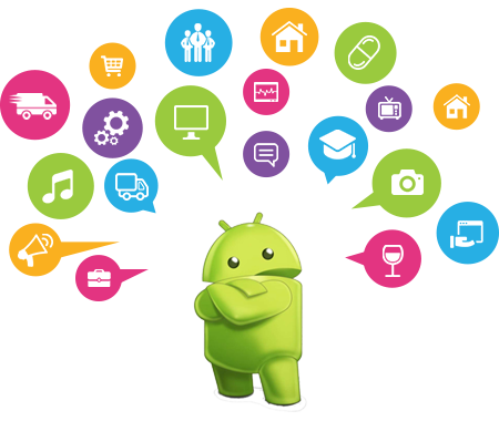 Android App Development company in Hyderabad