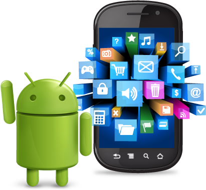 Top Android App Development services in Hyderabad