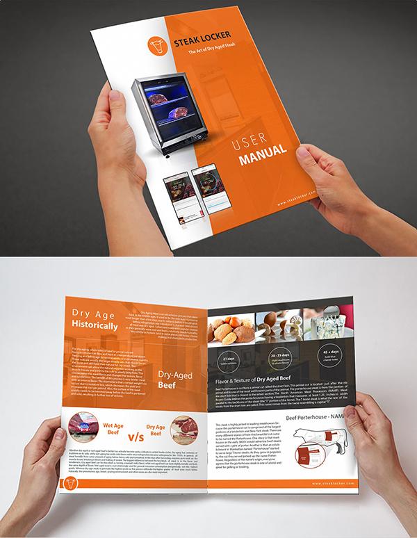 Corporate Brochure Design services in Hyderabad