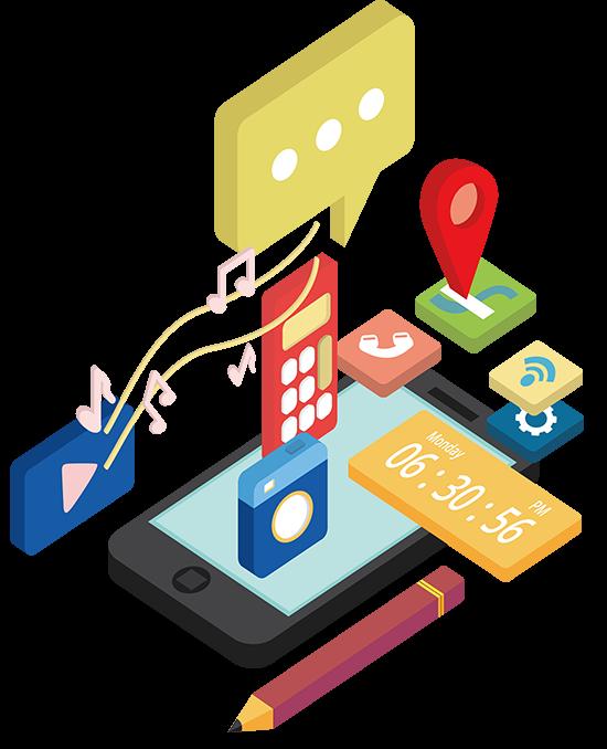 Enterprise Mobile App Development services in hyderabad