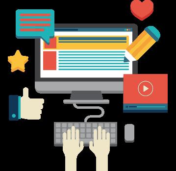 Blog Development Company In Hyderabad