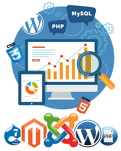 Opensource CMS Website Design and Development Company In Hyderabad
