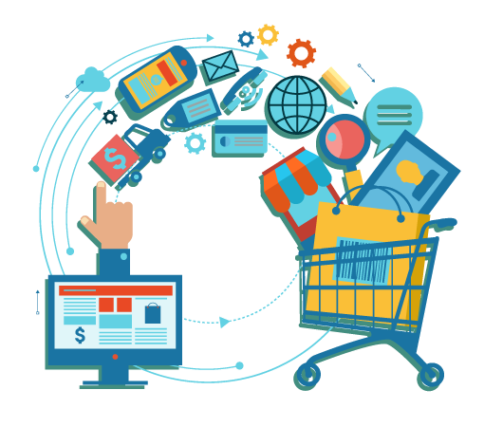 shopping cart website design services in hyderabad