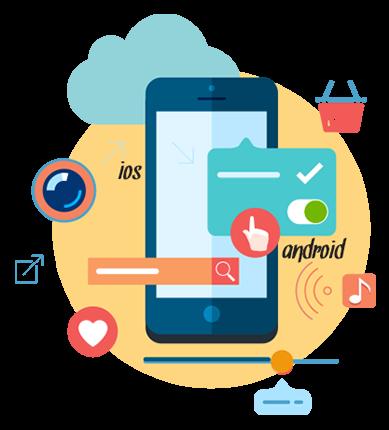 Enterprise Mobile app development company in Hyderabad