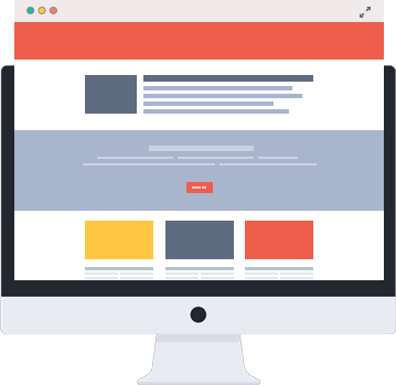Landing page design services for startup in Hyderabad
