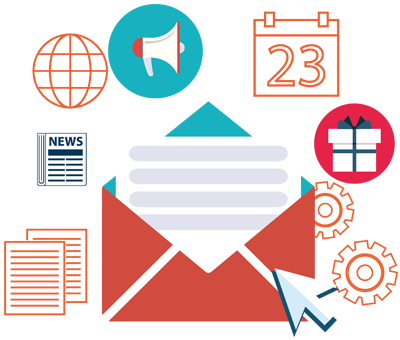 Quality and inline newsletter design company in hyderabad
