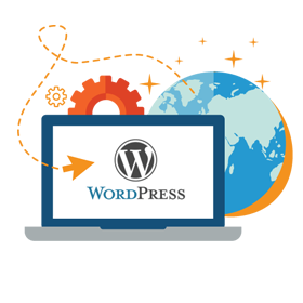 Wordpress Website Development in Hyderabad